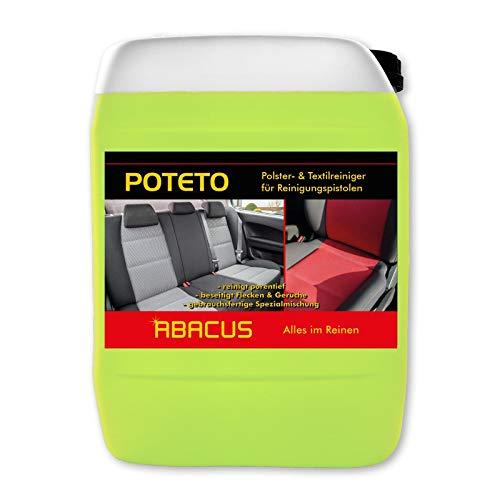ABACUS 5 L POTETO Tornador-Reiniger Polster- & Textilreiniger gebrauchsfertig (1320.5)