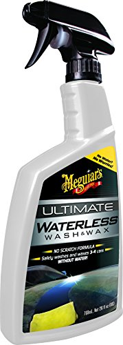 Meguiar's G3626EU Ultimate Waterless Wash & Wax 768ml