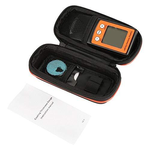 Schichtdickenmessgerät Dickenmesser CM8801FN LCD Portable Digital Farbe Schichtdicke Auto Tester Messanzeige Meter