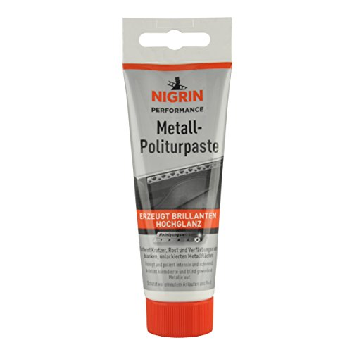 NIGRIN 74028 Metallpolish 75 ml