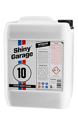 Shiny Garage Fruit Snow Foam pH neutral, Reinigungsschaum, 5L