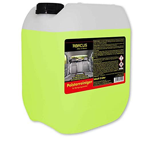 ABACUS Tornador 5 L Polsterreiniger und Textilreiniger für Reinigungspistolen gebrauchsfertig Tornador-Reiniger (1320.5)