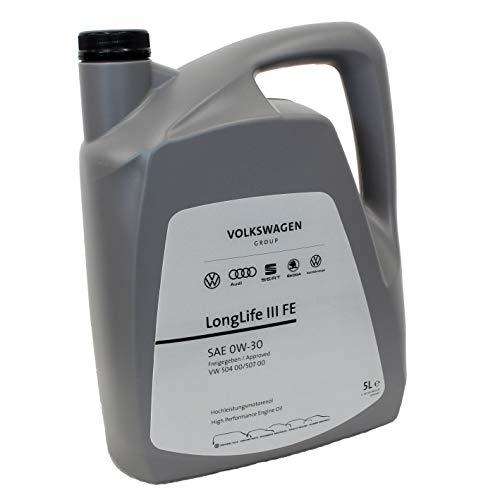 Motoröl 5L Longlife III Longlife3 SAE 0W30 Norm 50400 50700 Öl GS55545M4EUR
