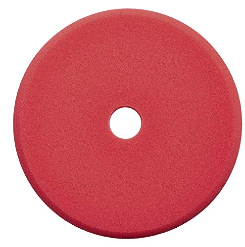 SONAX ExzenterPad hart 143 DA (1 Stück) harter feinporiger Schwamm zum Schleifpolieren von verkratzten und verwitterten Fahrzeuglacken | Art-Nr. 04934000