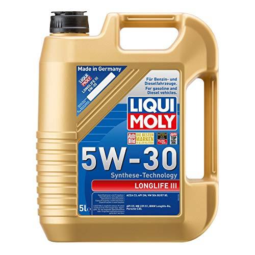 LIQUI MOLY 20647 Longlife III 5W-30 5 l