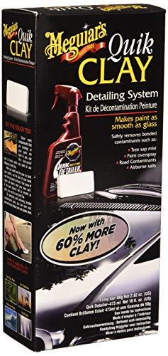 Meguiar's G1116EU Quik Clay Starter Kit