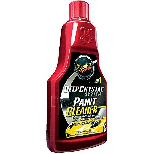 Meguiar's A3016EU Deep Crystal Paint Cleaner Lackreiniger, 473ml