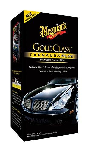 Meguiar's G7016EU Gold Class Carnauba Plus Premium Liquid Wax 473ml