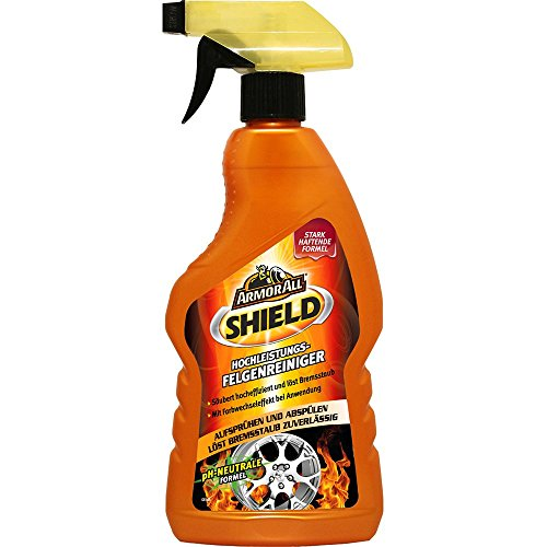 ARMOR ALL SHIELD Felgenreiniger 500 ml GAA19500GE, säurefrei + pH-neutral