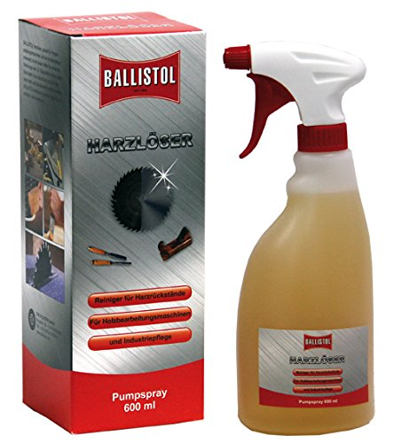 Ballistol Technische Produkte Harzlöser Pumpsprüher 600 ml, 25420