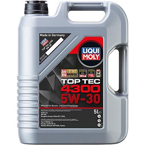 LIQUI MOLY 3741 Top Tec 4300 5W-30 5 l