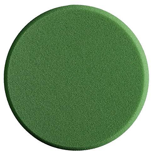 SONAX SchaumPad medium 160 (1 Stück) mittelharter feinporiger Schwamm zum maschinellen Polieren von Lacken | Art-Nr. 04930000