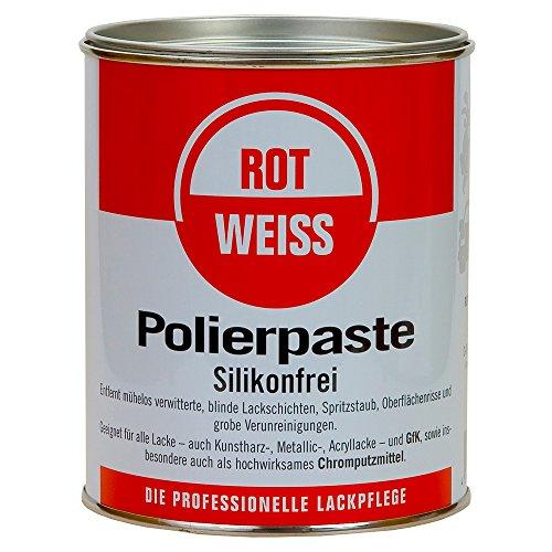 ROTWEISS 1000 Polierpaste