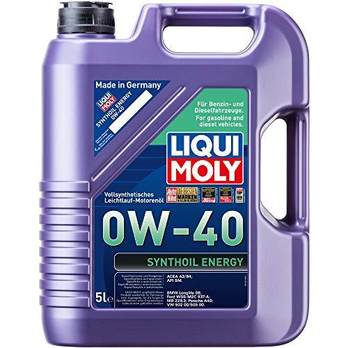 LIQUI MOLY 1361 Synthoil Energy 0W-40 5 l
