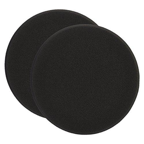 SONAX 2X 04932410 PolierSchwamm grau 160 (extraweich) AntiHologrammPad 1 Stück