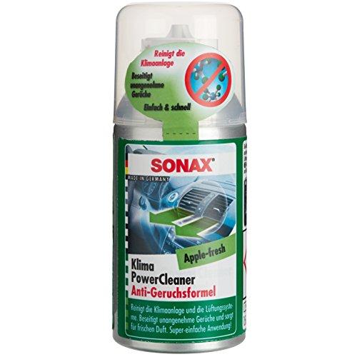 SONAX 40548209 Klimapowercleaner Apple Fresh