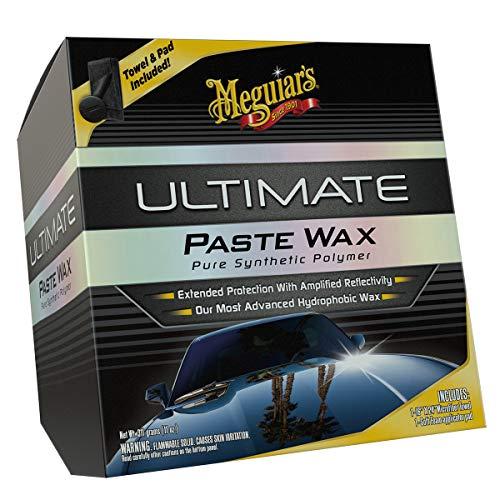 Meguiar´s G18211EU Ultimate Paste Wachs Autowachs, 311 g