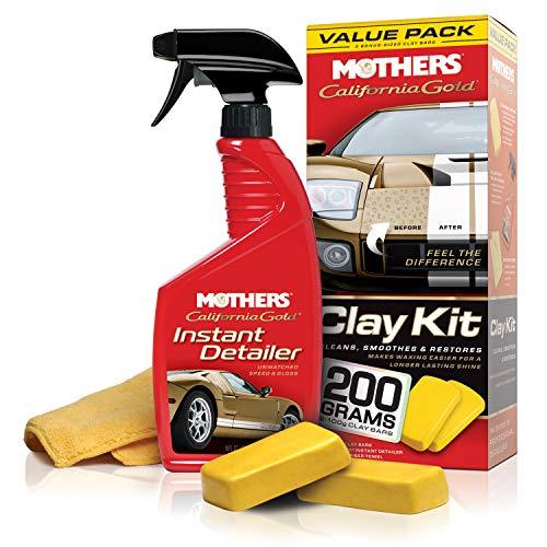 MOTHERS 07240 California Gold Clay Bar System - Reinigungsknete