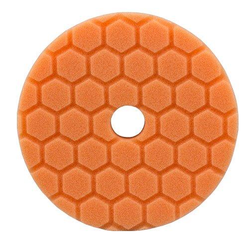 Chemical Guys 5,5 inch Oranien Hex-Logic Quantum Medium Cutting Polierpad