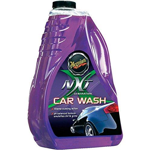 Meguiar's G12664EU NXT Car Wash Autoshampoo, 1892 ml