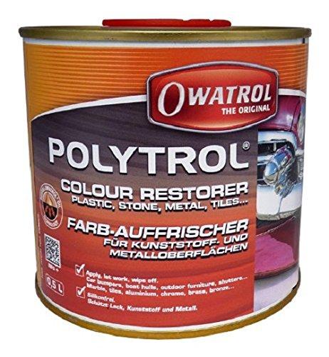 Owatrol Polytrol Farbauffrischer Anlaufschutz Metall 0,5 Liter