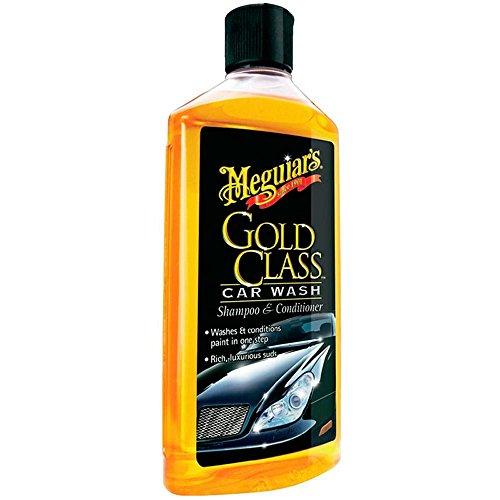 Meguiar's G7116EU Gold Class Car Wash Shampoo & Conditioner 473ml