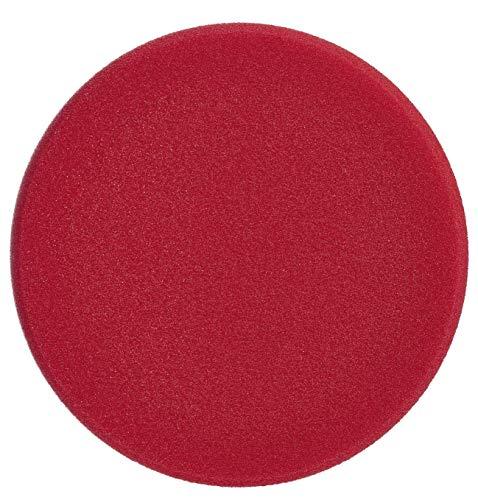 SONAX SchaumPad hart 160 (1 Stück) harter feinporiger Schwamm zum maschinellen Schleifpolieren von Lacken | Art-Nr. 04931000