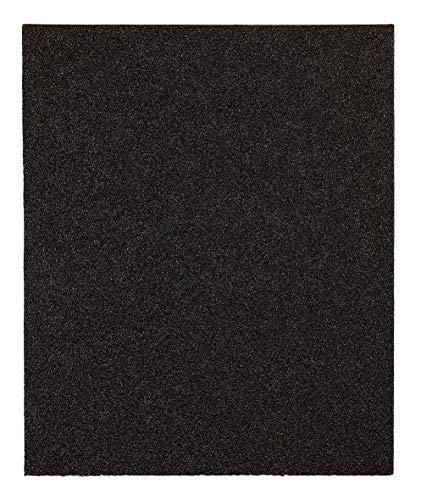 kwb 830424 Schleif-Papier wasser-fest Schleif-Bogen Wasserfest für Glas, Stein, Metall, Karosserie- und Lackier-Arbeiten, 230 x 280 mm, verschweißt 5 Stk. Korn K-240, Made in Europe