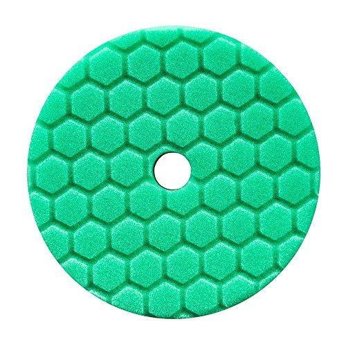 Chemical Guys BUFX113HEX5 Hex-Logic Quantum Schneideunterlage, mittelschwer, 14 cm, Grün, 5.5